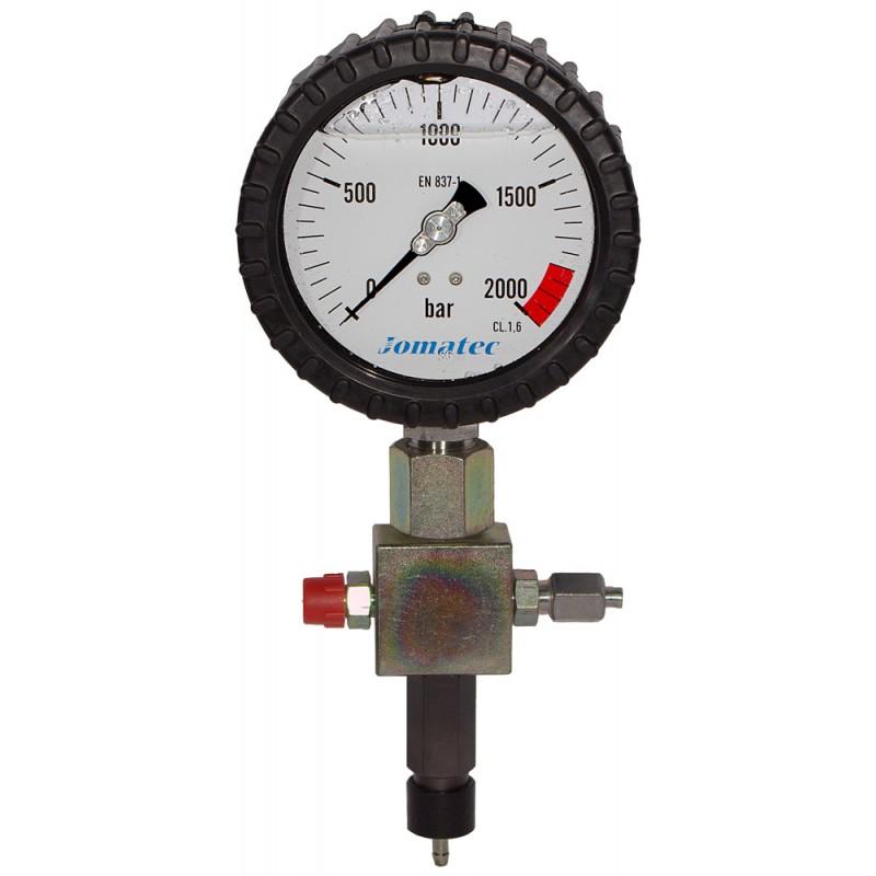 Vacuum and pressure pump
